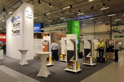 Sain-Gobain Ehitustooted AS messistend
