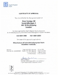 Norrkoeping ISO 9001+14001